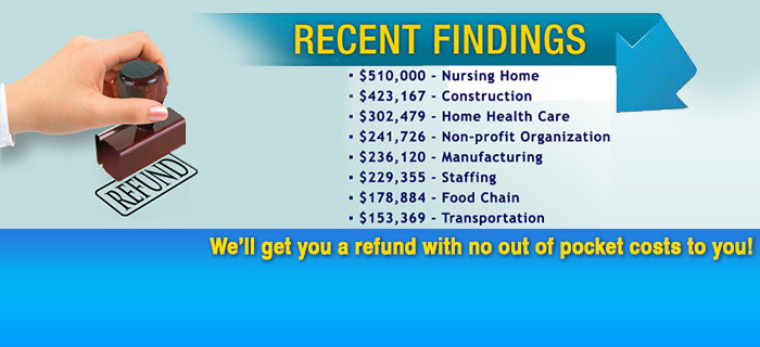 Workers Compensation Premium Recovery |Workers Comp REFUNDS